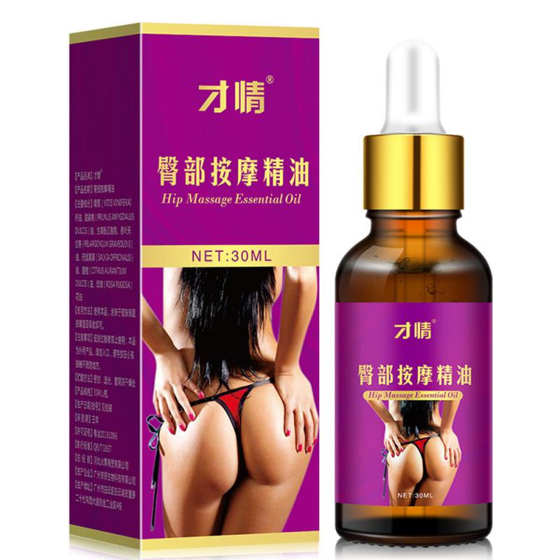 30ml Buttock Enhancement Massage Essential Oil Liftting Up Sexy Lady Hip Lift Up Ass Curve Body Oils Body Care Women Gift TSLM2