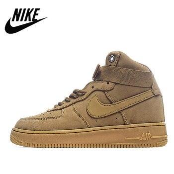 Nike Air Force 1 Low 07 LV8 Flax Air Force One Wheat High Top Sneaker Women 36-39 CJ9178-200