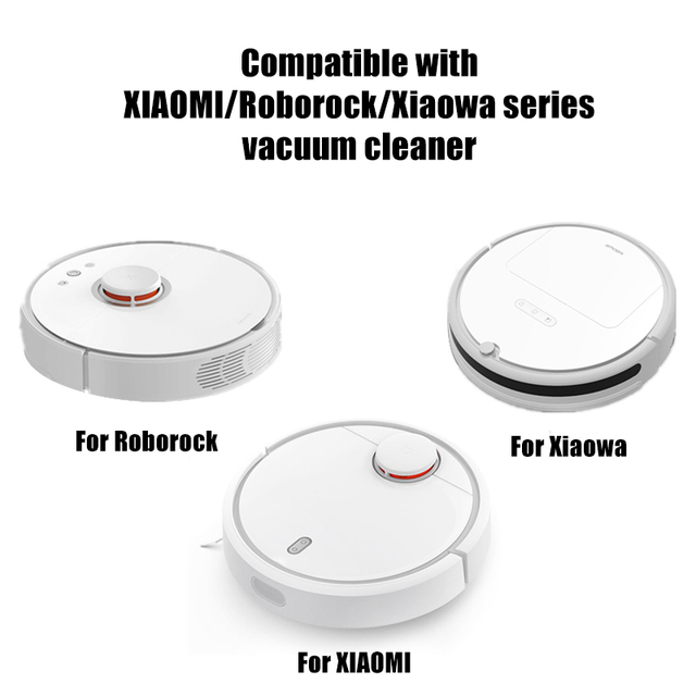 XIAOMI nowa generacja 6 ramion szczotka boczna dla Xiaomi Roborock S50 S51 S55 Robot odkurzacz części akcesoria
