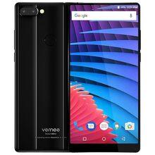 Vernee mix 2 4g phablet 6.0 polegada android 7.0 mtk6757cd octa núcleo 2.5ghz 4gb ram 64gb rom 13.0mp câmeras traseiras duplas impressão digital