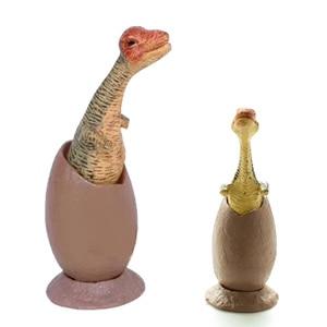 Image 2 - 6PCS 6.5ซม.ไดโนเสาร์ไข่ของเล่นชุดคอลเลกชันตัวเลขการกระทำไดโนเสาร์บทบาทเล่นของเล่นเพื่อการศึกษาสำหรับของขวัญเด็ก