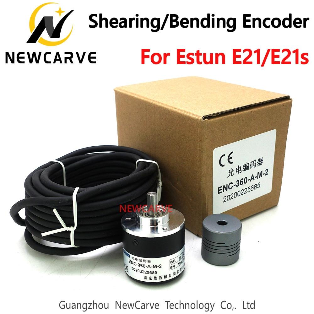 Photoelectric Encoder ENC-360-A-M-2 For Estun E21 Bending Control System E21S Shearing Controller NEWCARVE