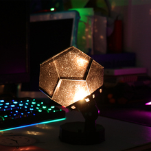 цена на LED Star Projector Lamp Romantic Planetarium Star Celestial Projector Night Sky Light Kids Gift Home Decoration