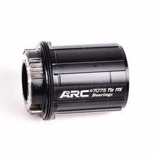 цена на Original ARC freehub Replacement freehub body For SHIMANO 8 9 10 11 speed  Rear hub 4 pawls cassette body 7075 Tb 11S Bearings