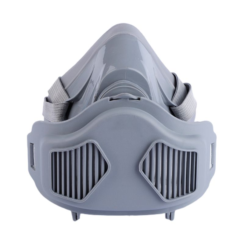 1Set Dustproof Mouth Mask Respirator Industrial Anti-gas Face Mask Filter Cotton DropShip