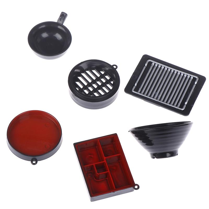 miniature cooking fairy kitchen tools Miniature pan spatura dollhouse kitchen tools