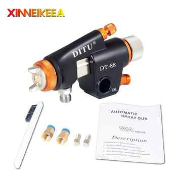 WA-101 Automatic Spray Gun Assembly Line Special Spray Gun For Reciprocating Machine Nozzle 0.8 1.0 1.3 1.5mm Forged Gun Body