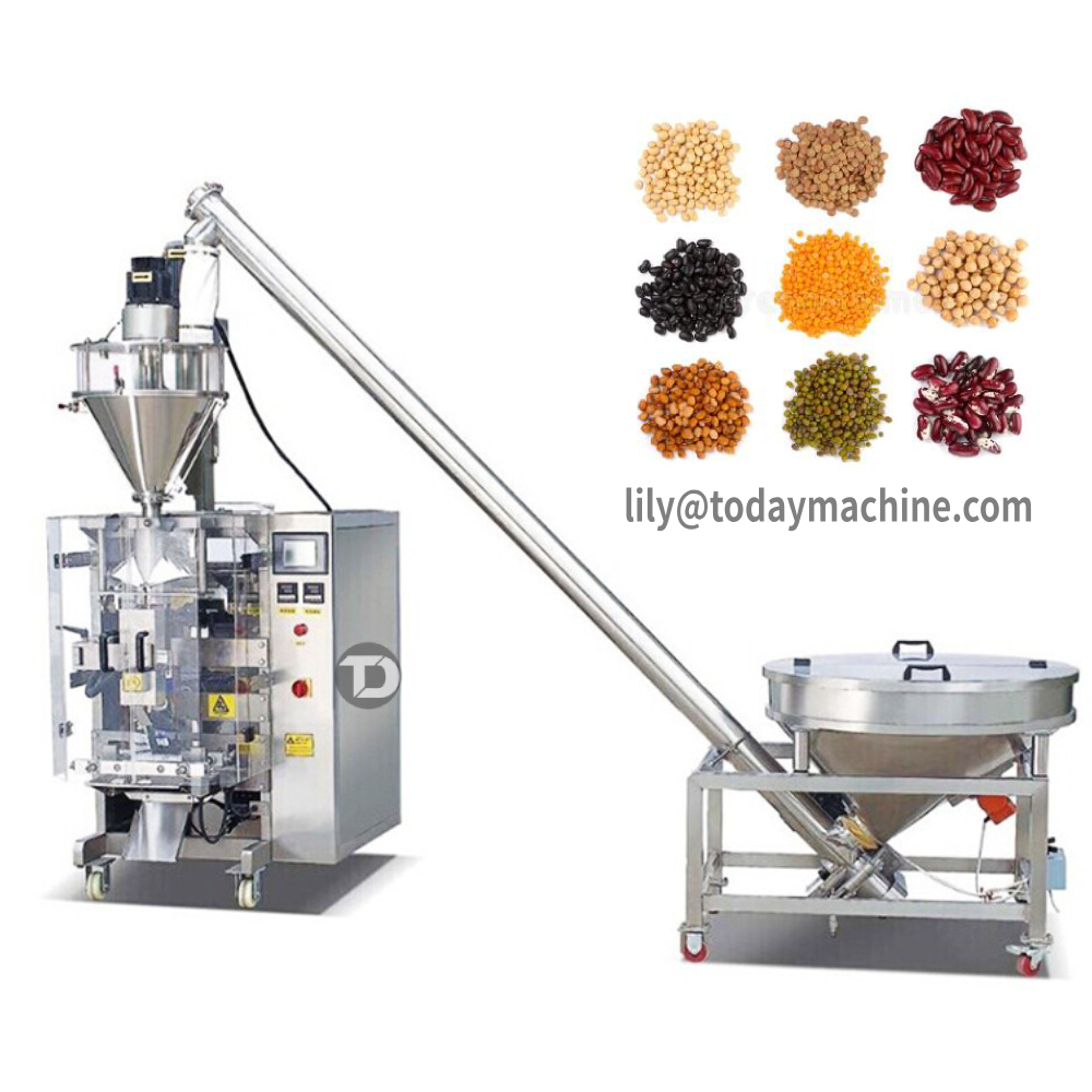 Vffs Candy Production Line Food Packing Machine Dxd-520c