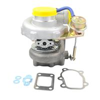 AP02 Turbo Turbocharger RPF Oil +water Cooled For T25 T28 GT25 GT28 GT2871 GT2860 SR20 CA18DET A/R .64
