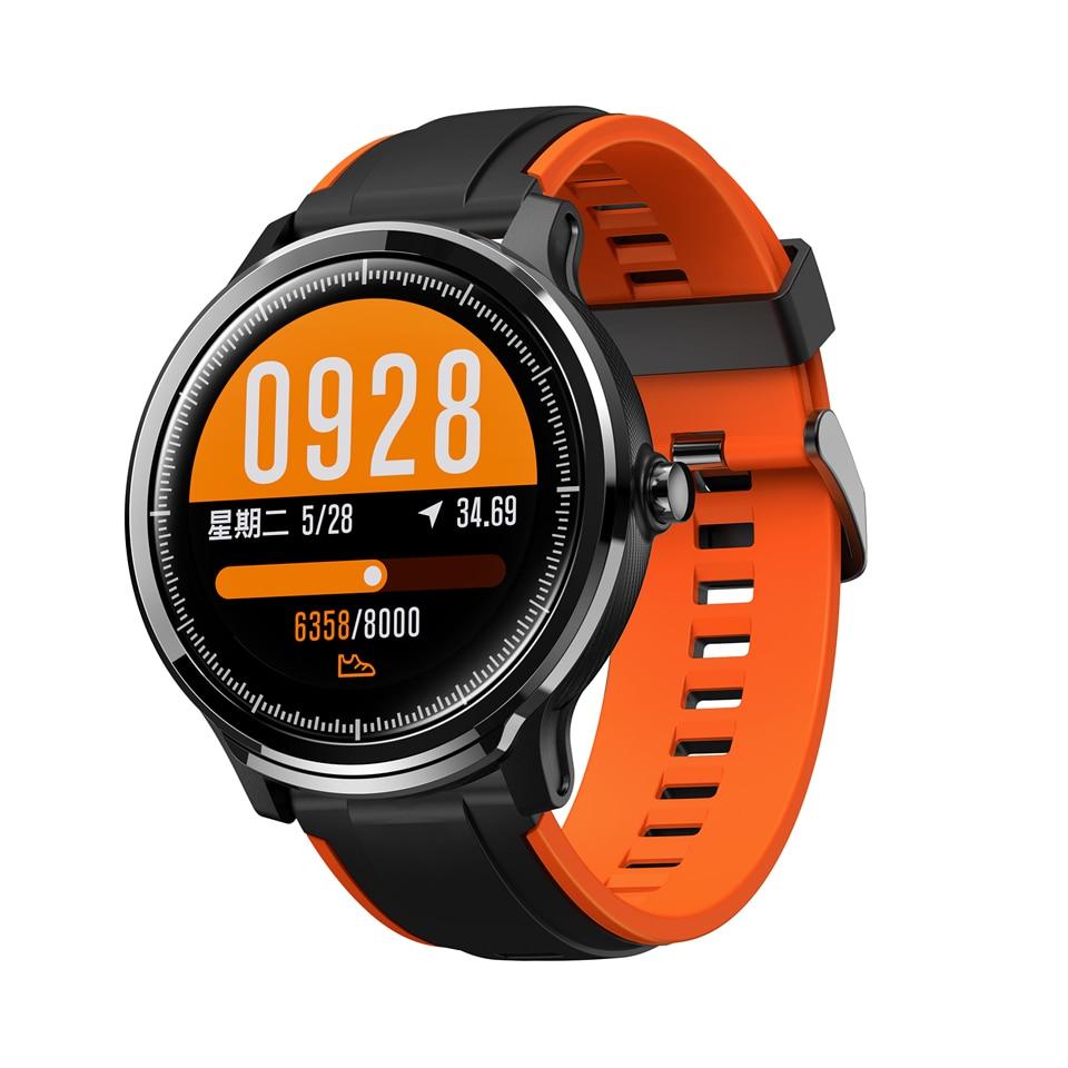SN80 Bracelet intelligent plein écran tactile montre intelligente moniteur de fréquence cardiaque Fitness étanche Sport Tracker Bracelet smartwatch bande