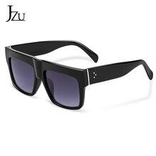 JZU 2020 Brand Designer Sunglasses Women Kim Kardashian fash