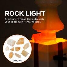 Led Night Light USB Christmas Tree Lamp Decorations Bedroom Party RGB Led Lamp Colorful Shine Salt Lamp 3D Flickering Home Light