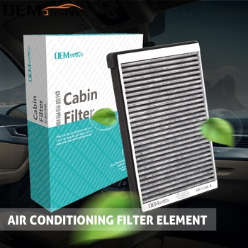 Car Accessories Pollen Cabin Air Conditioning Filter For Ford Escape Maverick Mazda Tribute 2.0 2.3 Includes Activated Carbon image