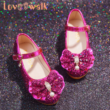 Birthday Party Little Girl's Kids Shoes Sandals Adorable Spa