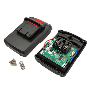 Image 3 - 18V Power Tools Battery Case With BMS for 21v Cordless Electric Screwdriver Mini Drill Pcb HENGCHANG Dropshipping