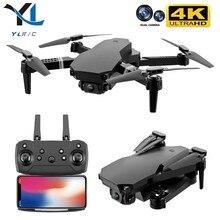 Mini zangão s70 4k hd câmera dupla posicionamento visual 1080p wifi fpv zangão altura preservação rc quadcopter