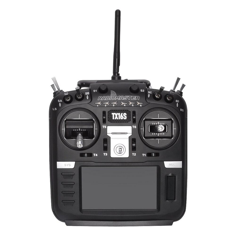 Датчик Холла RadioMaster TX16S Gimbals 2,4G 16CH мультипротокол RF OpenTX Mode2 передатчик с батареей для радиоуправляемого дрона режим 2