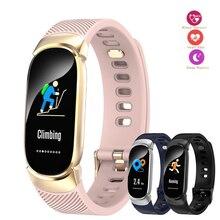 Smart Waterproof Watch Fitness Heart Rate Monitor W