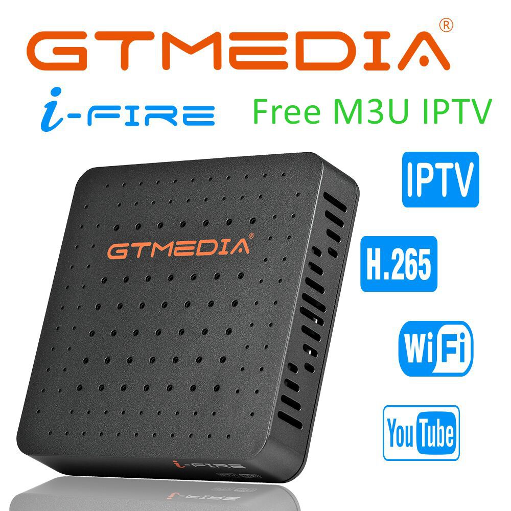 Italy IPTV TV Box 1 Year Subscription Portugal Germany Belgium France Spain Netherland Sweden For GTmedia M3U IFire IPTV TV Box
