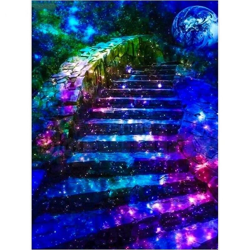 картинки в барнауле светящиеся лестницы на гору байкер девушка