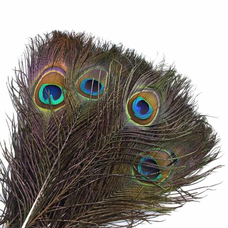 Plumes de faisan d'autruche naturelles en gros pour l'artisanat plumes de paon bricolage pour la fabrication de bijoux décoration de fête à la maison plumas