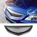 Racing Grill Stoßstange Carbon Oberfläche Mesh Front Grill Refit Zubehör Für Erste Generation Mazda 6 2003-2010 GR Stil m6 08-16