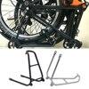 Bicicleta de bicicleta cremalheira para brompton bicicleta fácil roda de carga rack-fácil de instalar