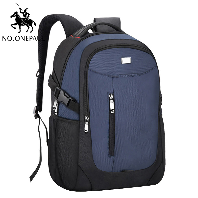 NO.ONEPAUL New Large Capacity Rucksack Outdoor Mountaineering Man Travel Packback Fashion Laptop Backpack The Bags For Women