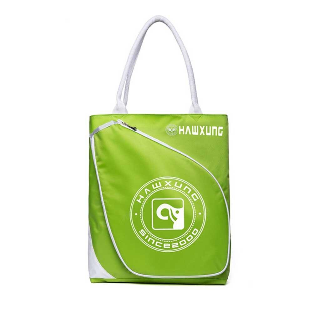 Nylon Travel Outdoor Sports Handbag Racquet Bags Men Women Scratch Resistant Towels Badminton Portable Zipper Waterproof Tennis