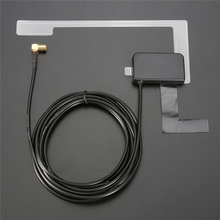 1pc Universal DAB Digital Car Radio Antenna For Pioneer Kenwood JVC Sony Aerial SMB Window Glass Mount Built In Signal Booster 4