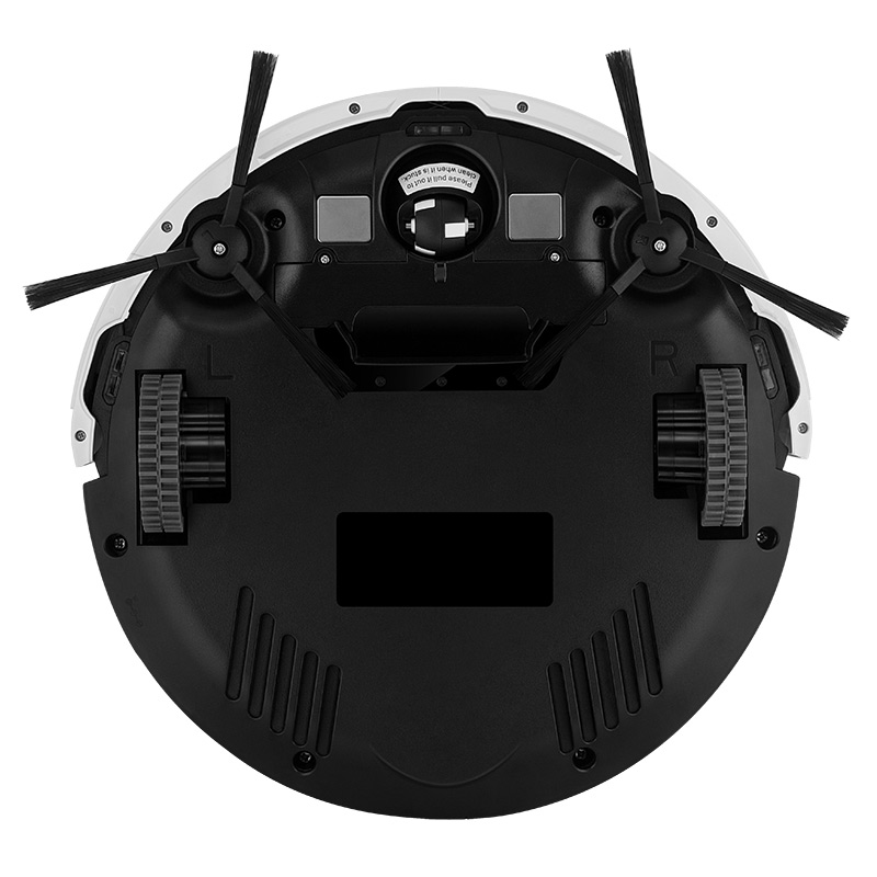 Ilife v3s pro robô aspirador de pó doméstico profissional máquina arrebatadora para o cabelo do animal estimação anti colisão recarga automática - 2