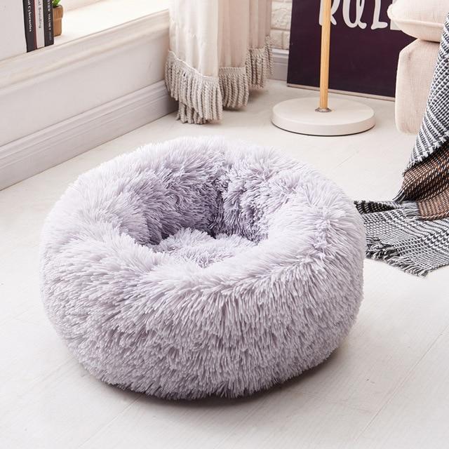 Luxury Round Dog Bed  5