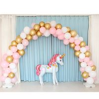 Balloon Arch Wedding Balloon Buckles Clip Connectors Birthday Wedding Party Backdrop Decor Grand Event Balloons Supplies