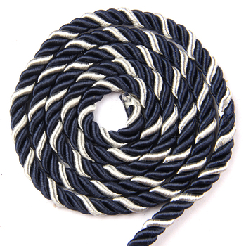 1m/Bag 3 Shares Twisted Cords Twisted Cotton Black Blue Rope For Bag Clothes Pillow DIY Home Decoration Rope Accessories 1
