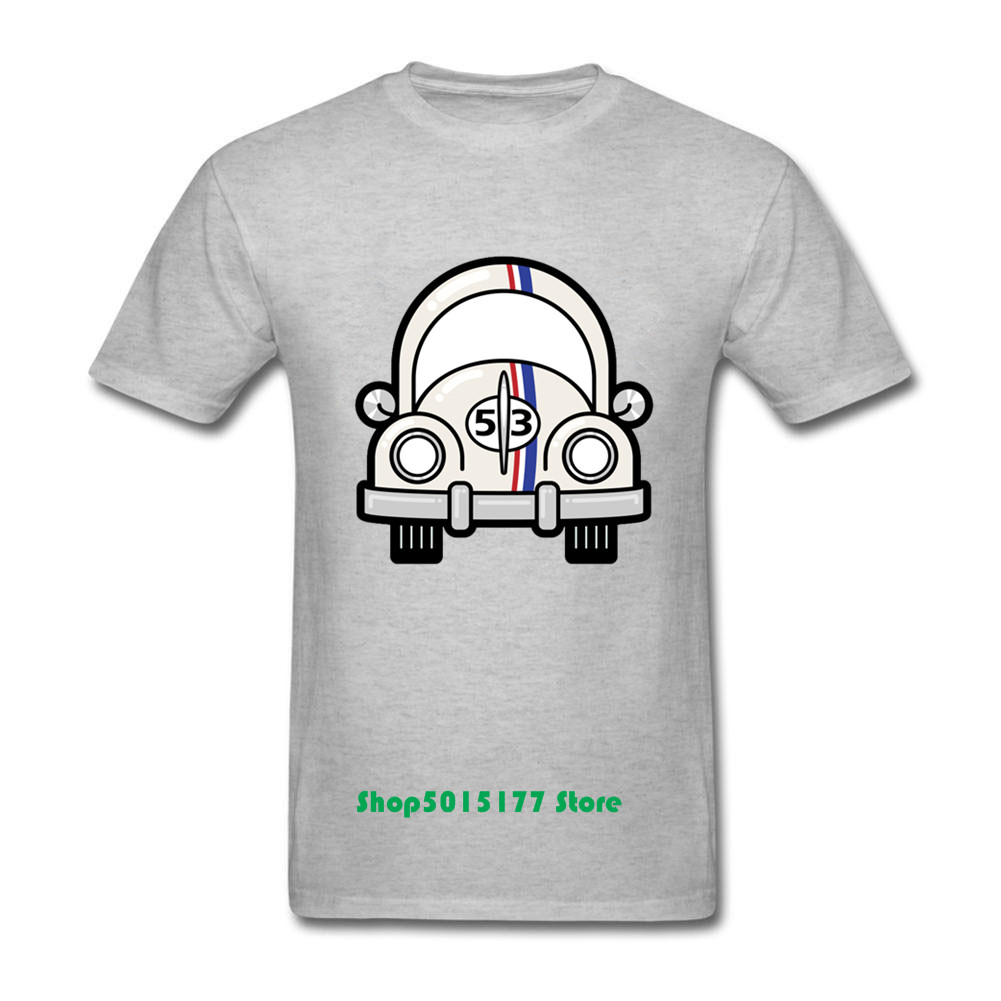 2019 summer Men <font><b>T</b></font> <font><b>Shirts</b></font> Short <font><b>T</b></font>-<font><b>Shirts</b></font> Herbie <font><b>VW</b></font> Racing Cotton Design For Male Print real Tshirt madrids <font><b>VW</b></font> Racing car styling image