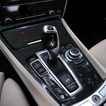 Self Healing Car Interior Central Control Gear Panel Invisible Protective Film for BMW 5 series Gran Turismo f10 f07 2010-2012