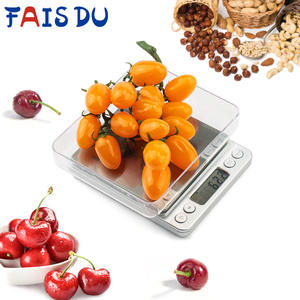 Digital-Scale Pocket-Case Electronic-Scales Food-Measuring-Weight Kitchen Mini Portable