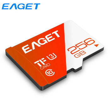 Eaget Micro SD Card 128GB 64GB Class 10 High Speed TF Card 32GB 16GB Mini SD Memory Card For Phones Tablets Driving Recorder T1