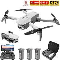 F8 GPS Drone 5G HD 4K Camera Professional 2000m trasmissione di immagini motore Brushless pieghevole Quadcopter RC Dron regalo