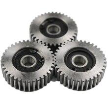 3 шт. диаметр шестерни: 38 мм 36 Толщина зуба: 12 мм стальная шестерня электромобиля