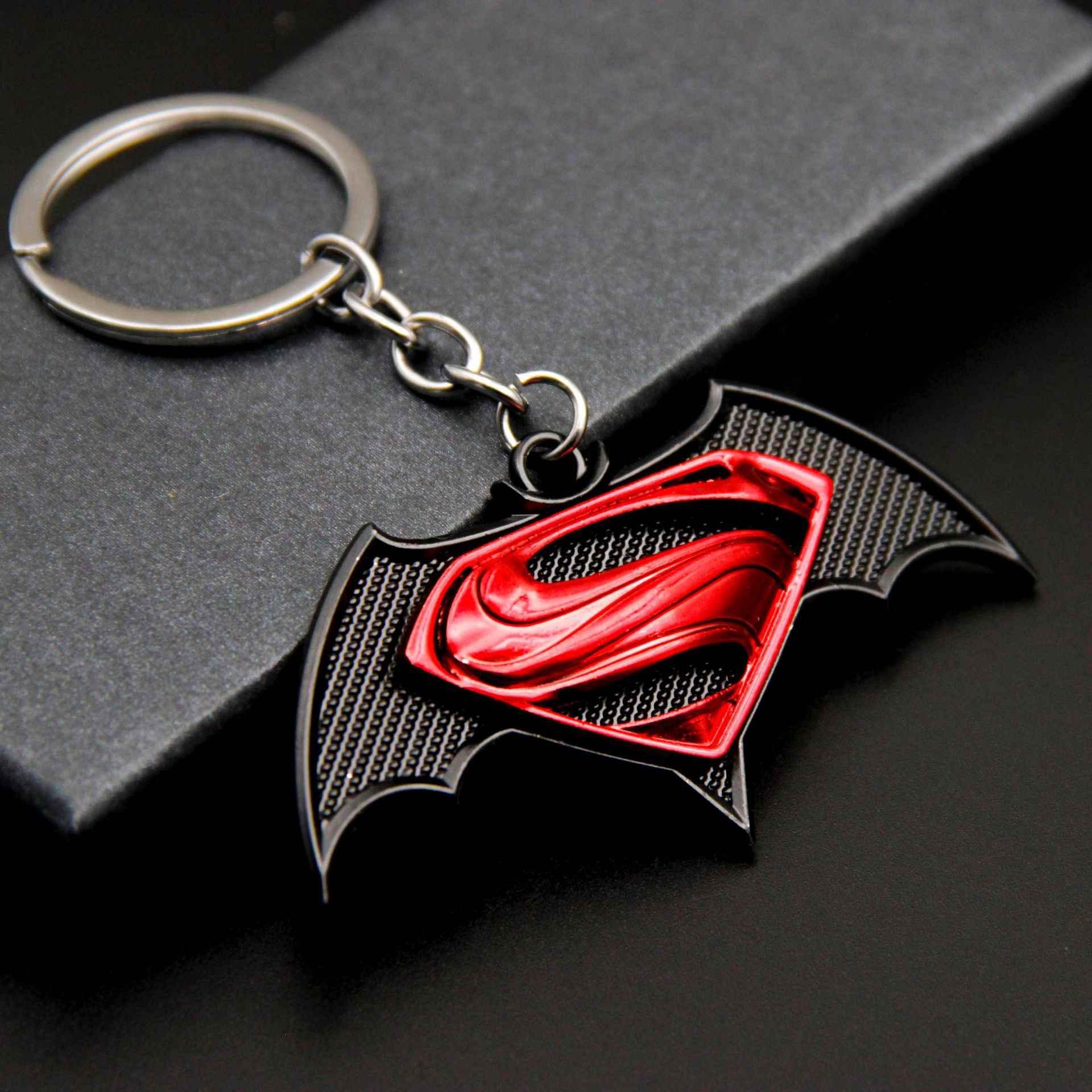 Martelo de Thor Marvel Super Hero The Avengers Capitão América Homem de ferro Pingente de Metal Chaveiro titular Para cadeia Chave do carro Audi