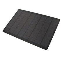18V 9W pannello Solare Mini Sistema Solare FAI DA TE Per Il Caricatore Del Telefono Delle Cellule di Batteria Portatile Modulo Policristallino Cella Solare