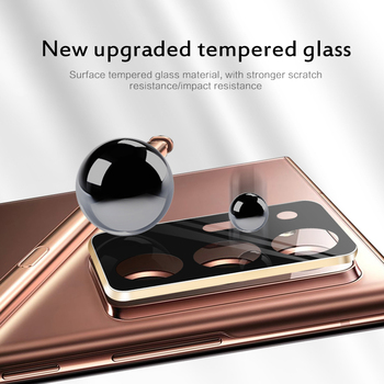 NEW Cellphone Phone Camera Protector Lens Film For Samsung Note20 Note20Ultra Phone Protector De Cámara Phone Camera Protector image