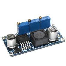 LM2596 LED Driver DC-DC Step-down Adjustable CC/CV Power Supply Module Battery Charger LM2596S Constant Current