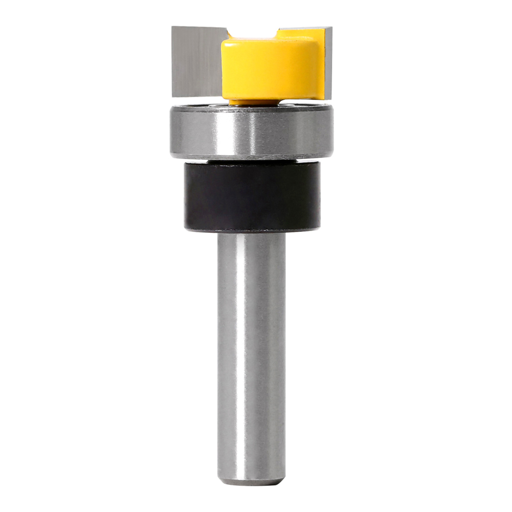 8MM Shank Mortising Router Bits Milling Cutter Profile Trimming Knife Straight Edge Engraving Machine Milling Cutter Woodworking