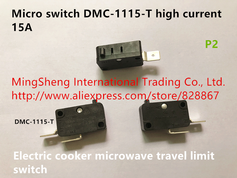 KW3A 16A 125V//250V Microwave Oven Door Micro Switch Normally Close  FR