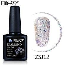Elite99 10ml Diamond Color Nail Gel UV LED Gel