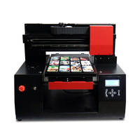 Fast Speed 3060 UV Printer 12 color with double printheads For Epson DX9 Printhead for phone case/Leather/TPU/ABS/Card/Borad etc