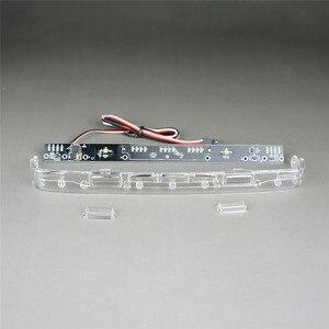 Image 1 - 1/14 لشاحنات تاميا سكانيا RC مصابيح LED علوية لمصابيح الضباب مجموعة V3 R620 R470 R730 RC قطع غيار السيارات