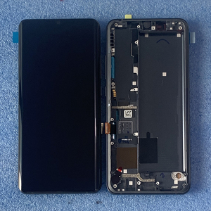 Image 5 - Оригинальный ЖК экран 6,47 дюйма для Xiaomi Mi Note 10 Mi Note 10 Pro, рамка + сенсорная панель, дигитайзер для Xiaomi Mi CC9 Pro